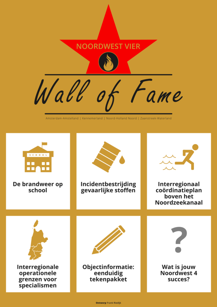 Infographic Brandweer Wall of Fame